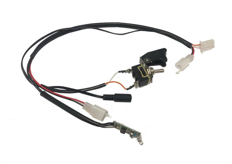 Dash Wiring Harness, for Solar Powered Electric Go Kart