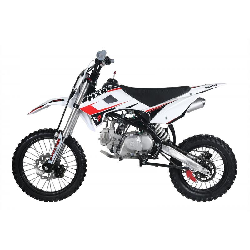 PitsterPro MXR 155 Dirt Bike, Manual Clutch