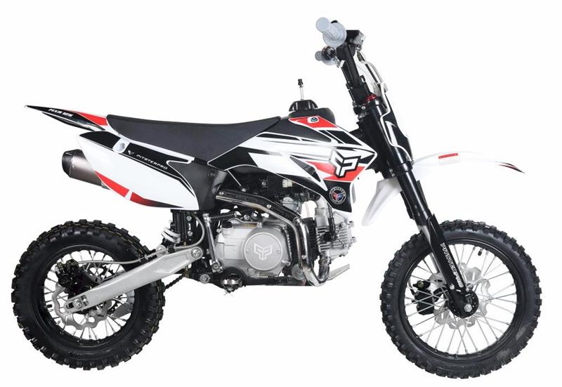 PitsterPro MXR 125 SS Dirt Bike