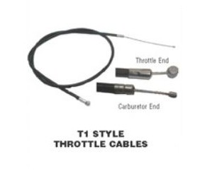 Throttle Cable, for Mikuni Carburetor