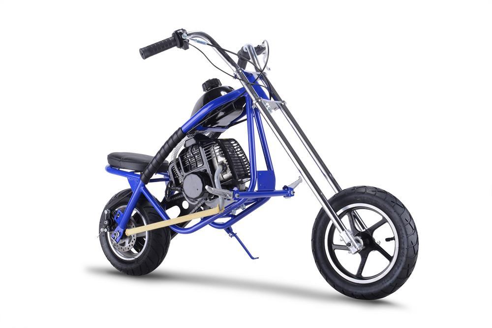 Mini Chopper, Pocket Bike, 49cc, 2-Stroke Gas Engine