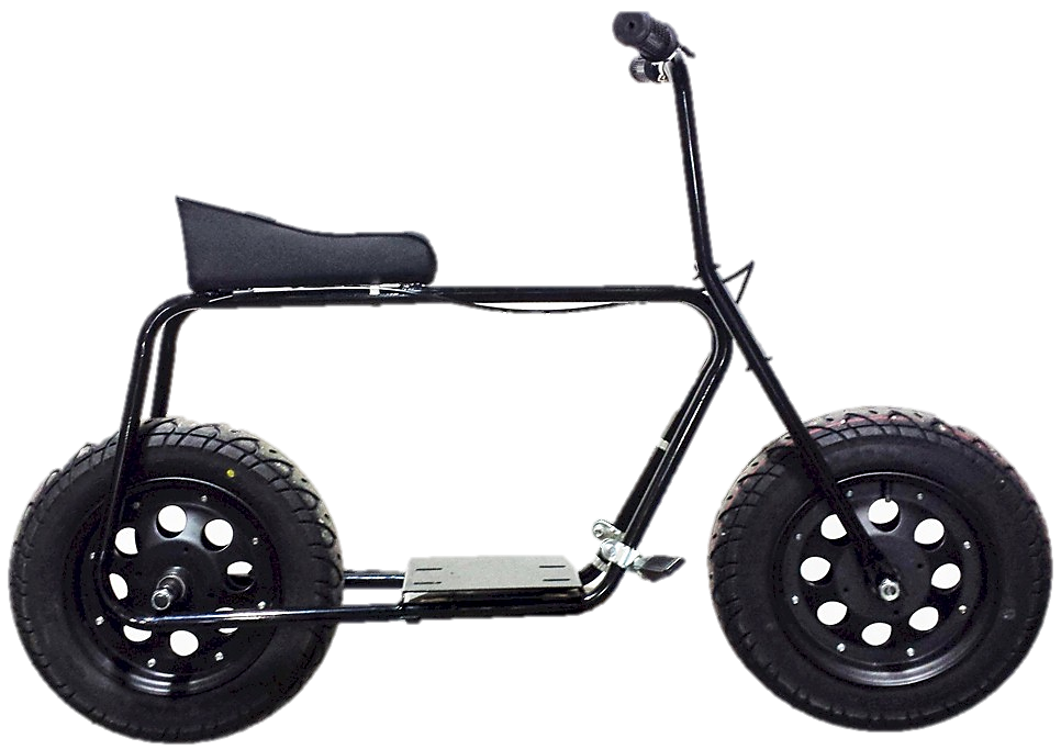 3544 Mini Bike Kit, 10 in. Steel Wheels