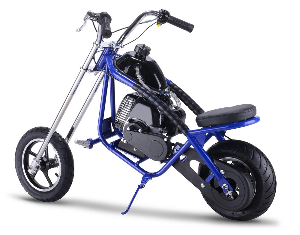 mini chopper 49cc pocket bike mini bike. Black Bedroom Furniture Sets. Home Design Ideas