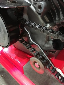 Chain Tensioner For Mini Bike Mini Bike