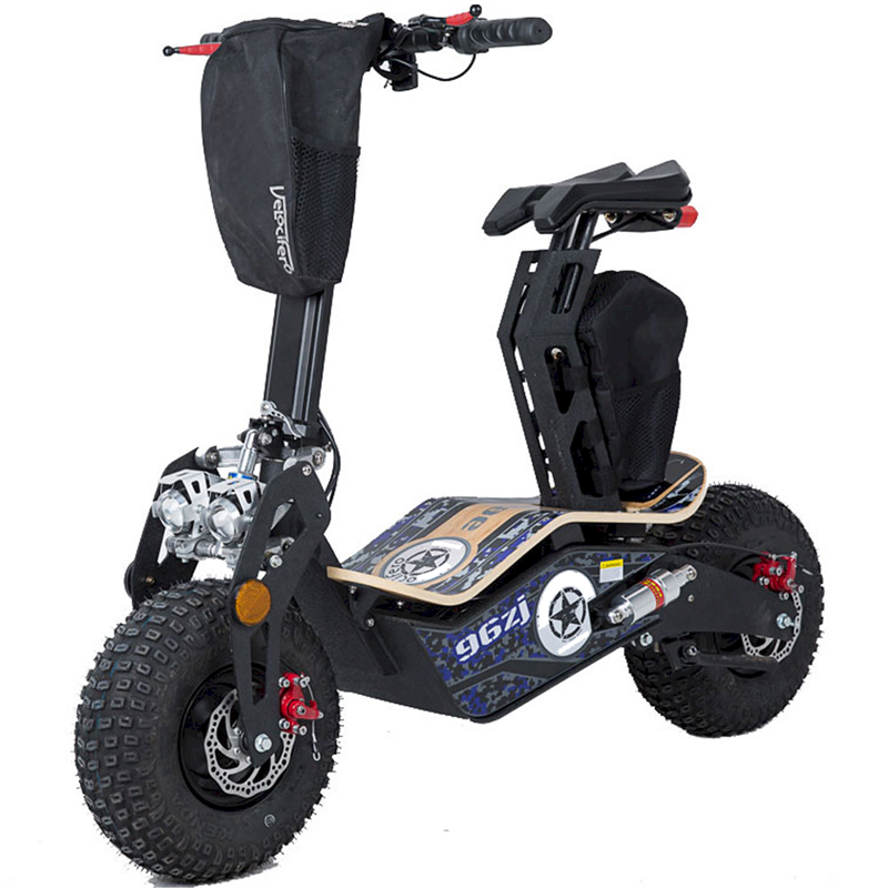 Madd Electric Scooter, 1600watt, 48volt, Wood Deck