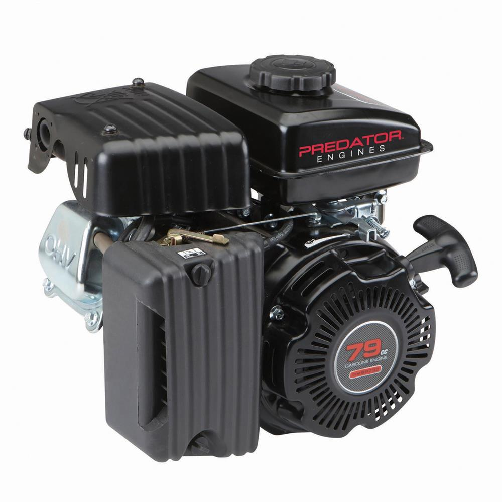 HF Predator 3hp 79cc OHV Engine
