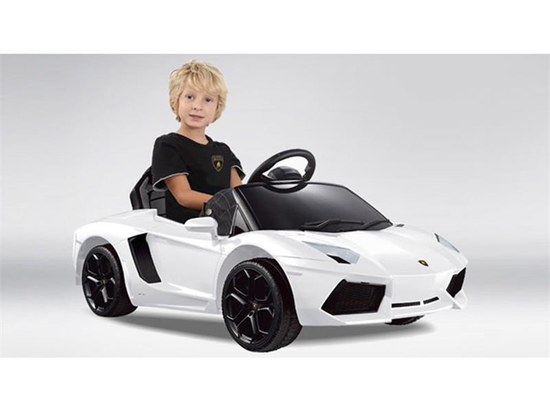 Kids Lamborghini Electric Go Kart With Parental Remote Control