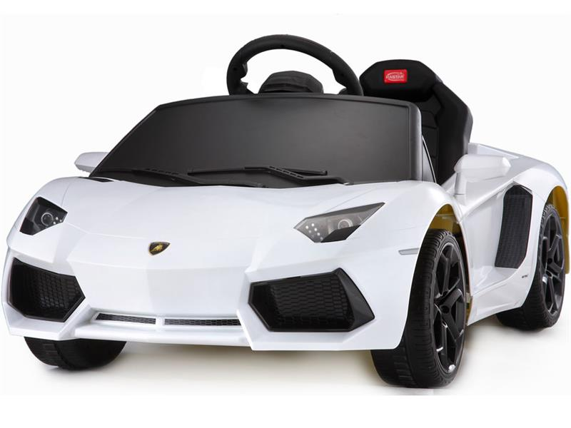 Kids Lamborghini Electric Go Kart, with Parental Remote Control 6v SOLD OUT