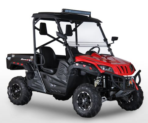 RANCH PONY 700 EFI UTV