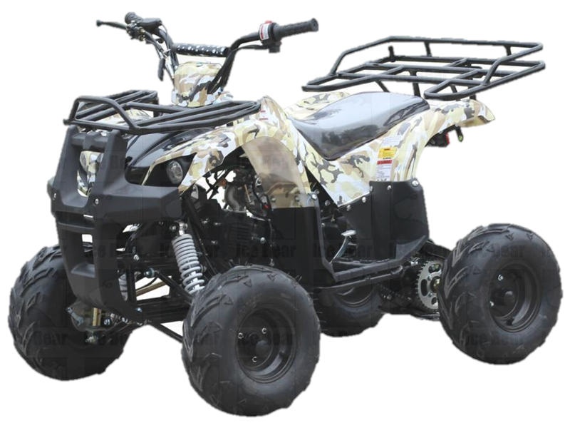 Ranger 110 ATV, Fully Auto with Reverse