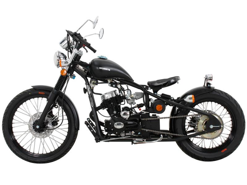 Renegade Bobber 250 Motorcycle