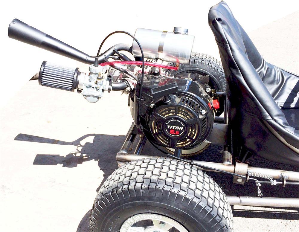 Crate Engine Kit, for Honda GX200