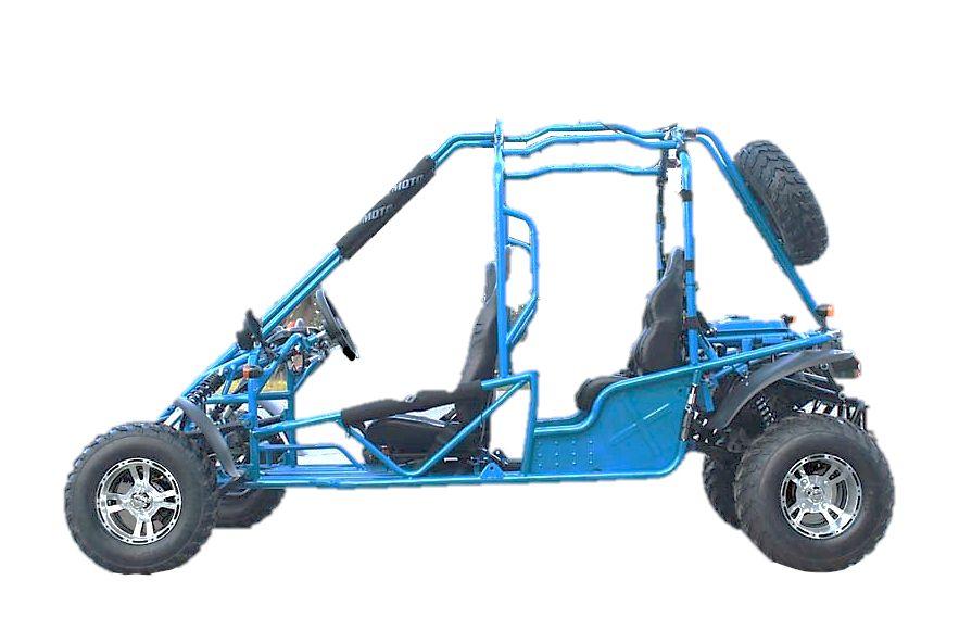 Kandi Spyder 200 Go Kart, 4-Seater Buggy