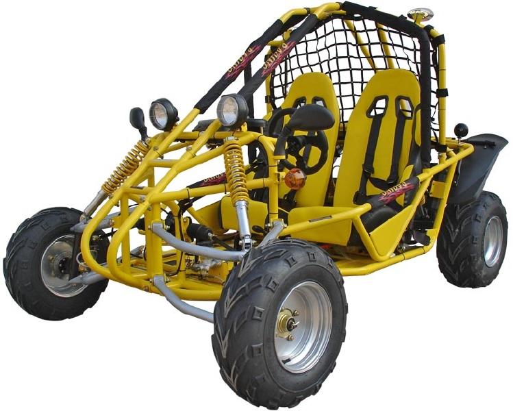 Roketa GK-28 150cc Buggy Go Kart, Lights, Turn Signals (SUPER SALE)