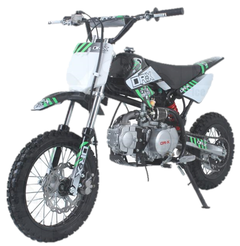 Roost 125cc 4-Speed Manual, Dirt Bike
