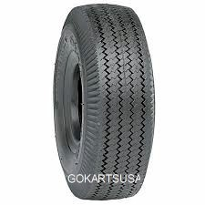 7037 Gokart Minibike Tire. 5 in. Sawtooth