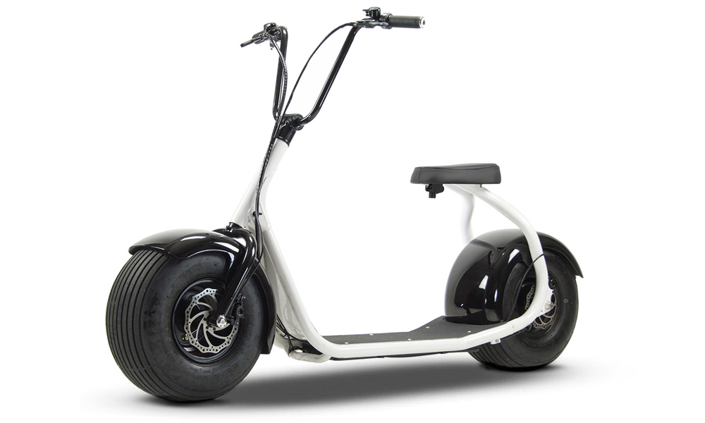 Dirt Bike Battery >> SEEV-800 Electric Scooter