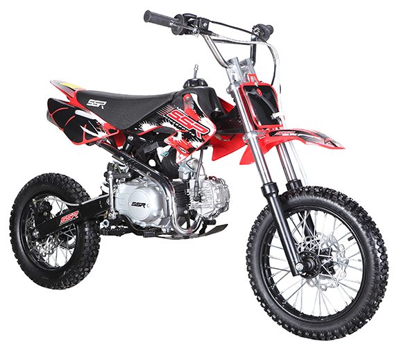 SSR 125 Semi-auto Mini Dirt Bike