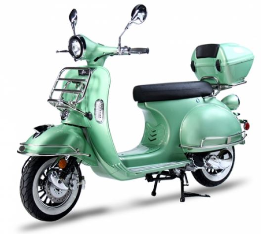 Turino 150 Moped Scooter