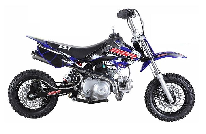 SSR 70C Mini Dirt Bike