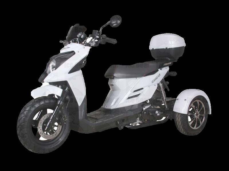 Atlas 300cc Trike | Three Wheel Motorcycle - gokartsusa com
