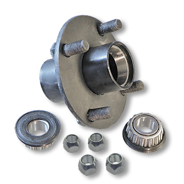 Special Hub with Sealed Tapered Bearings, Go Kart Mini Bike Complete Selection
