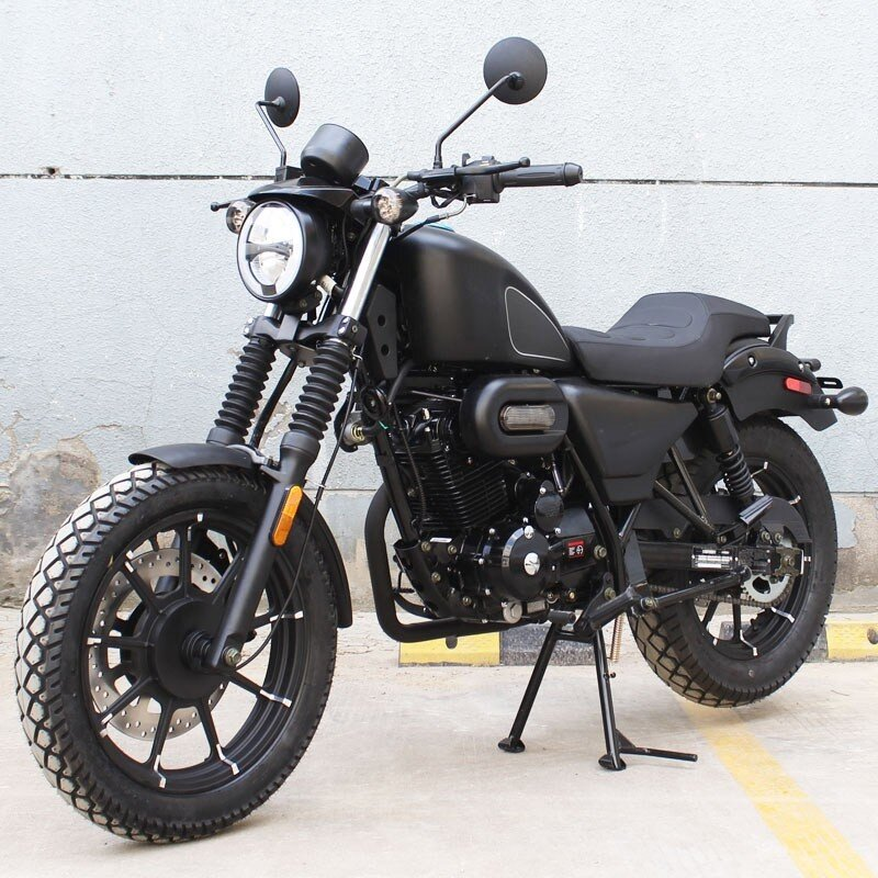 Sportster 250 Motorcycle, 5-Speed Manual