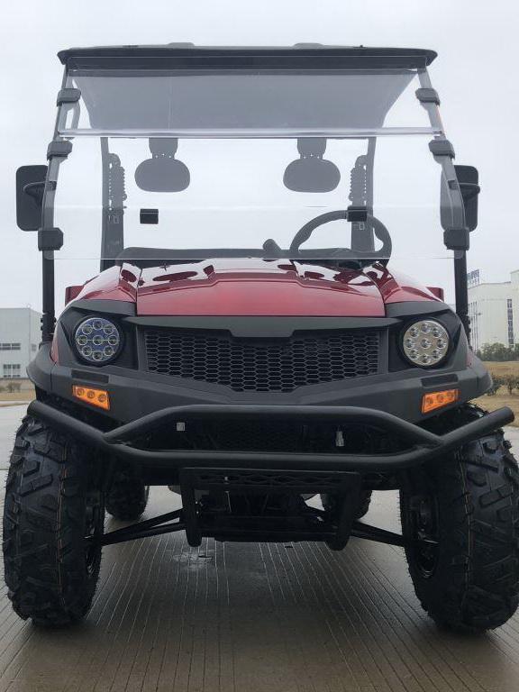 TrailMaster Taurus 200U UTV Side by Side, Shaft Drive