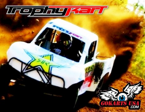 Trophy Kart Elite 250 Truck Race Gokart