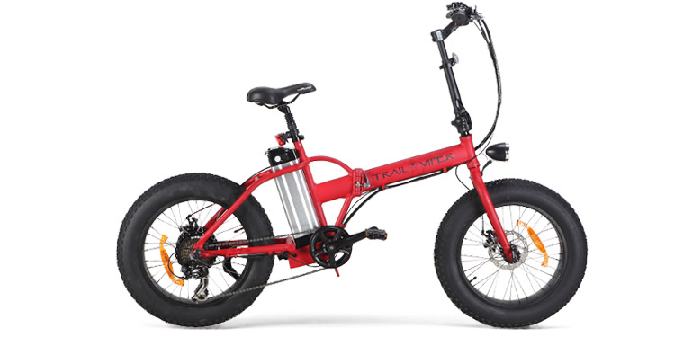 Trail Viper Electric Bicycle