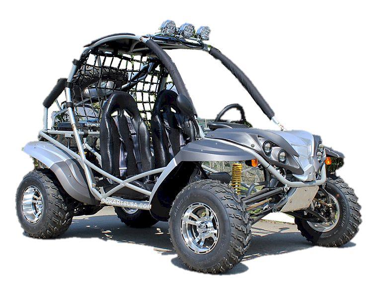 Falcon 200GKR Buggy Go Kart, CVT Auto with Reverse
