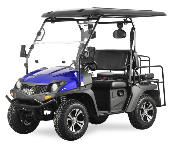 TrailMaster Taurus 200GX UTV Side by Side, Shaft Drive