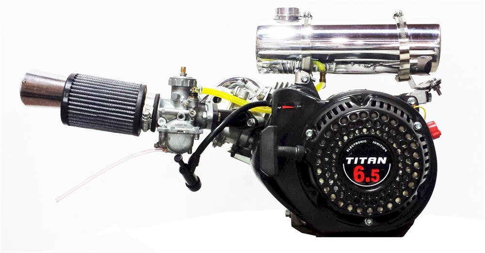 Crate Engine, for Go Kart, (Titan, Predator or Honda)