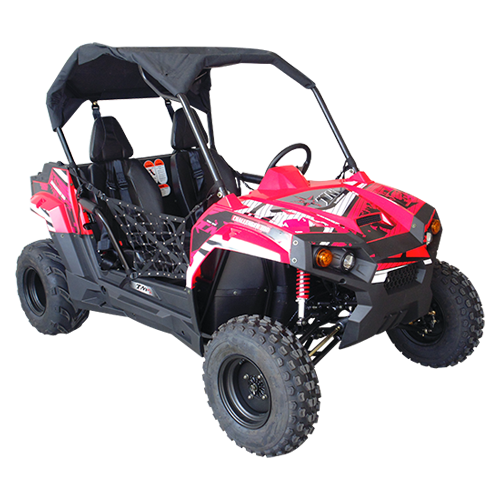 TrailMaster Challenger 300E (EFI) UTV Side by Side, Liquid Cooled