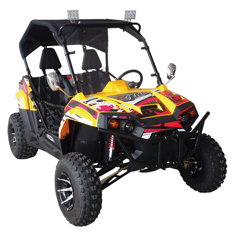 Interceptor 200X Deluxe UTV Go Kart (Super Sale)