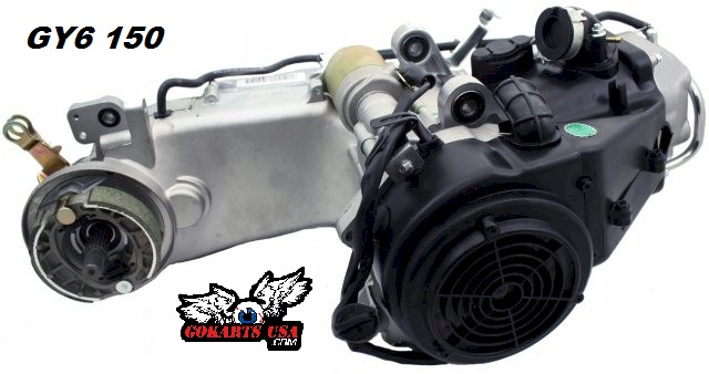 Engine 150cc, for TrailMaster XRS XRX GY6 150 Buggy Go Kart