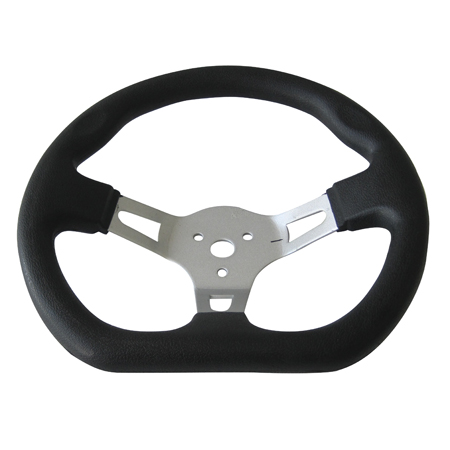 Steering Wheel, TrailMaster Mini XRS Gokart
