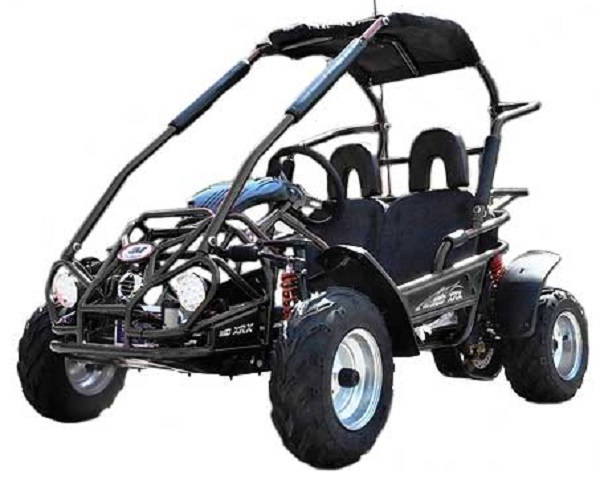 TrailMaster 196cc (MID XRX) Go Kart, 6.5hp Electric-Start, Torque Converter