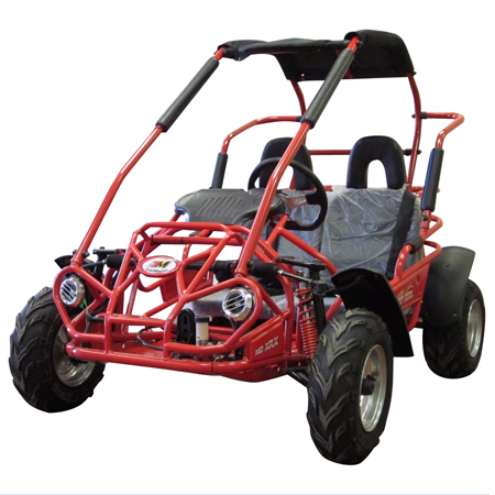 Trailmaster 196cc Mid Xrx Go Kart 6 5hp Electric Start