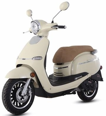 Turino 50A Scooter