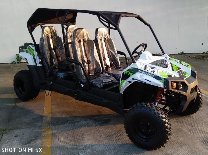 TrailMaster Challenger 150 4-Seater UTV Side-by-Side