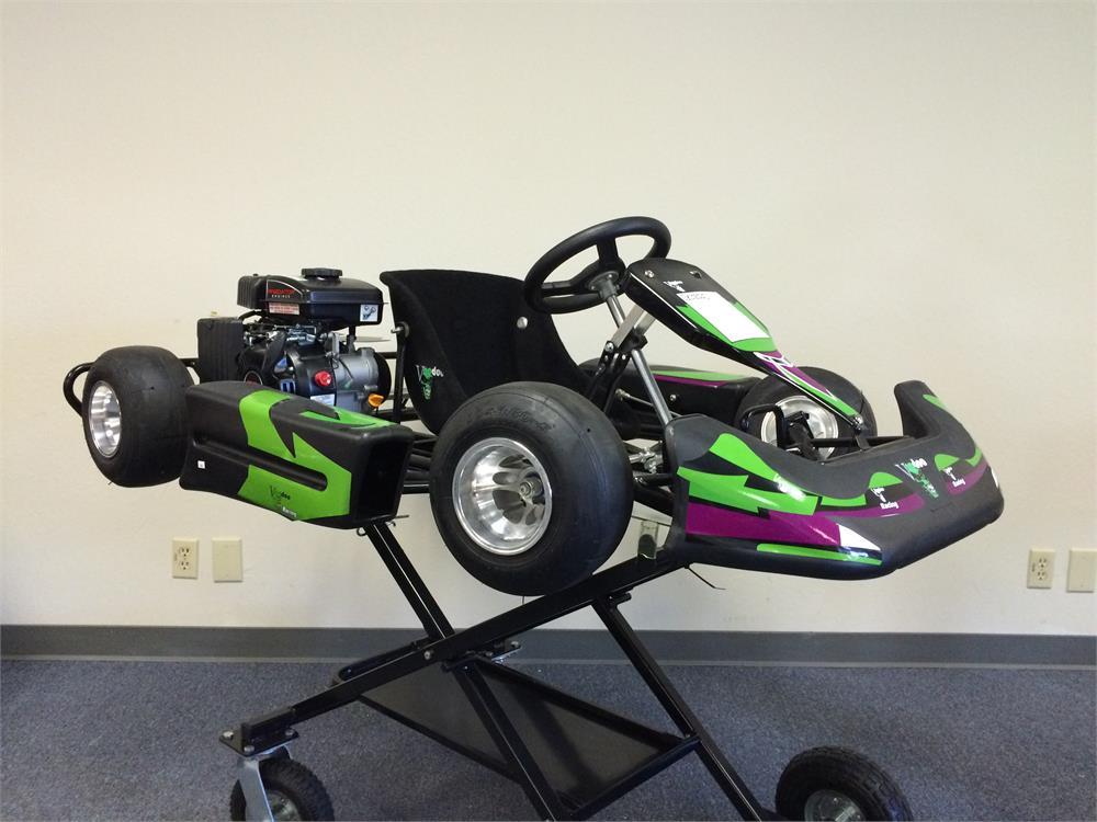 Kid Race Go Kart | Gas Engine | 3hp | Age 5-8 - GoKarts USA