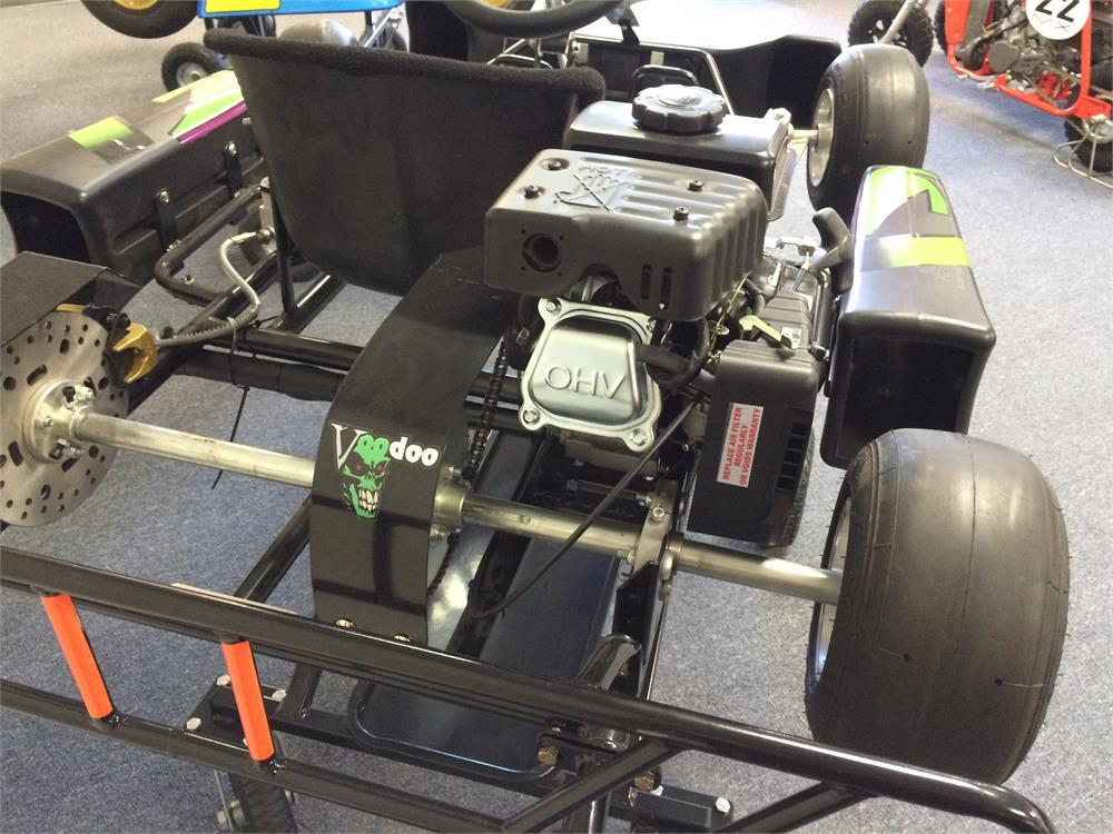 K1 RaceGear 33-CAR-N Kart Tire Carrier