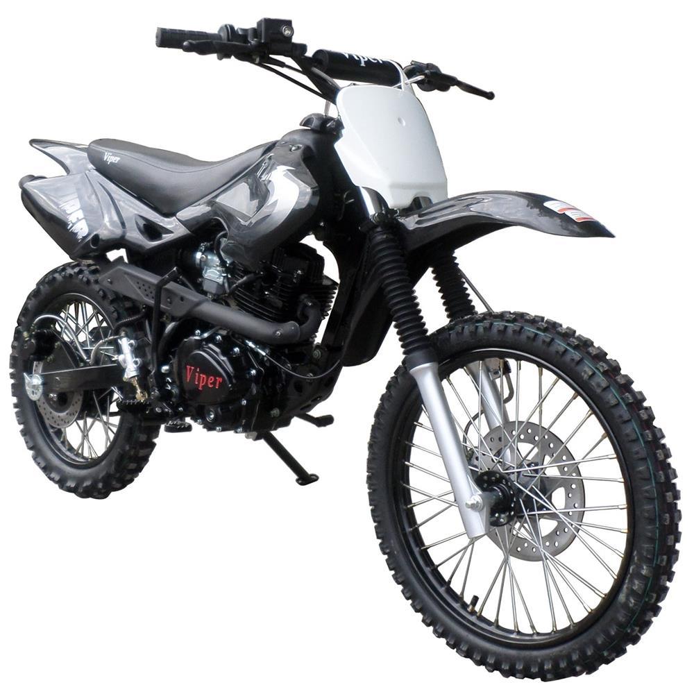 X-Motos Viper 150 Dirt Bike, 5-Speed Manual