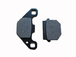 Kid Kart Brake Pad set,  (per wheel)