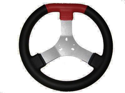 Kid Kart Steering Wheel