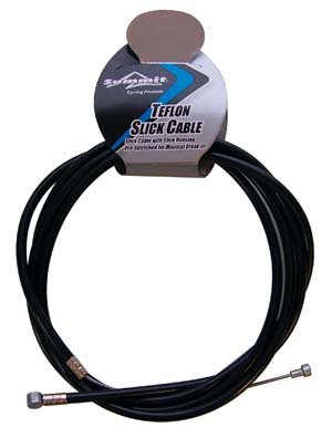 Brake Cable 65 in. Premium Gokart, Minibike, black