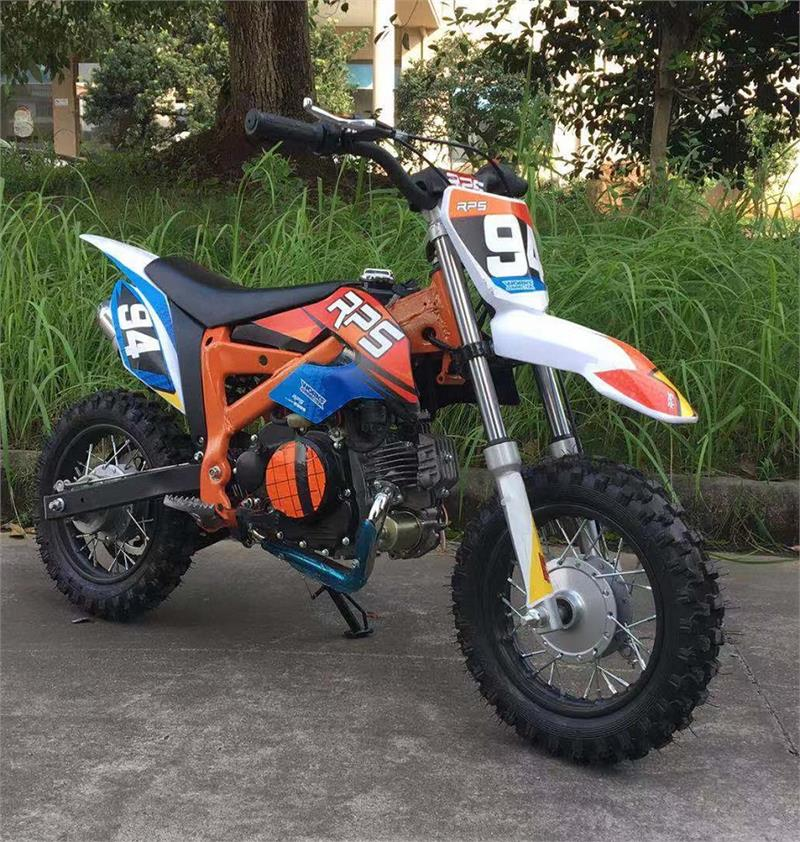 Apollo 60cc Dirt Bike, Fully Auto E-Start Fully (10/10)