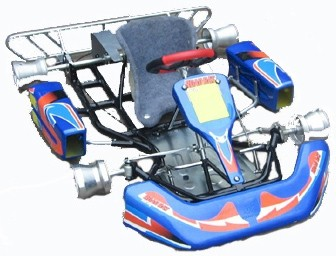 Road Rat XK Kid Go Kart Chassis