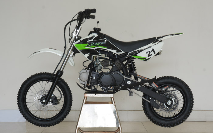 X-Motos 125 Dirt Bike
